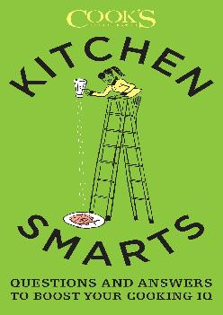 EPUB  Kitchen Smarts Questions and Answers to Boost