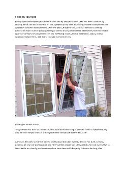PROPERTY ENHANCER - Home window | Siding - Installation & Replacement