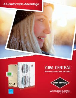 ZUBACENTRAL HEATING  COOLING EVOLVED