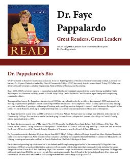Dr FayePappalardoWe are delighted to feature book recommendations fro