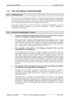 Last amended 16 July 2012  Hastings District Plan