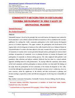 International Journal of Research in Social Sciences