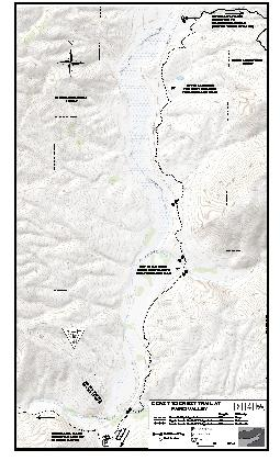 COAST TO CREST TRAIL AT