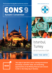 SAVE THE DATE Istanbul Turkey  September  The European