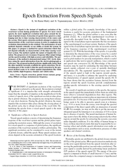 IEEE TRANSACTIONS ON AUDIO SPEECH AND LANGUAGE PROCES