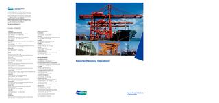 Material Handling Equipment GLOBAL NETWORK AMERICAS Do