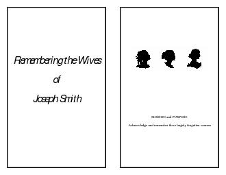 Remembering the Wives  of  Joseph Smith