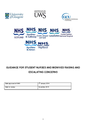 GUIDANCE FOR STUDENT NURSES AND MIDWIVES RAISING AND E PowerPoint PPT Presentation
