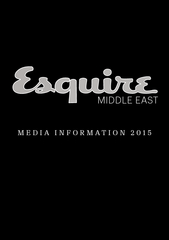 MIDDLE EAST MEDIAINFORMATION  ESQUIRE MIDDLE EAST Esqu