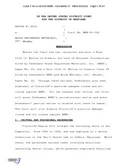 Case 105cv00254WMN   Document 37   Filed 081005   Page 6 of 24