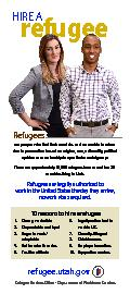 Refugee Services O31ce 149 Department of Workforce Services