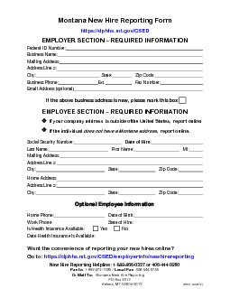 eporting Form