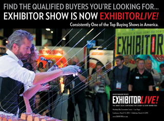 FIND THE QUALIFIED BUYERS YOURE LOOKING FOR EXHIBITOR