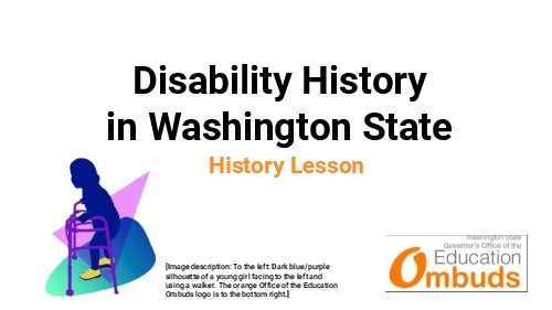 Disability History