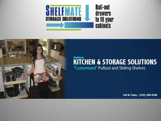 Kitchen Pantry in California PowerPoint PPT Presentation