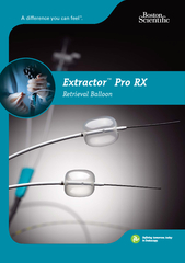 Extractor Pro RX Retrieval Balloon A difference you ca