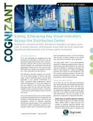 Eyeing Embracing Key Visual Indicators Across the Dist
