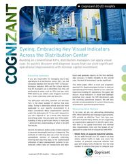 Eyeing Embracing Key Visual Indicators Across the Dist
