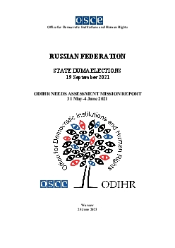 Office for Democratic Institutions and Human RightsRUSSIAN FEDERATIONS