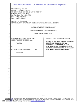 Case 206cv00907WBS EFB   Document 38    Filed 081006   Page 1 of