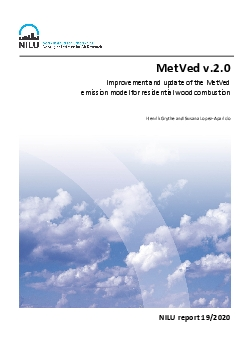 Improvement and update of the MetVed