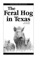 texas parks and wildlife The eral Hog in Texas y Rick