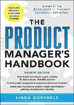 [EBOOK] -  The Product Manager\'s Handbook 4/E