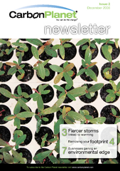 To subscribe to the Carbon Planet newsletter visit www