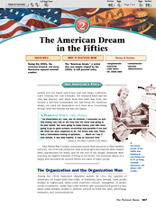 The Postwar Boom  One Americans Story The American Dre
