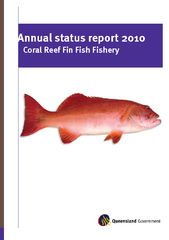 """Annual status report 2010""""Coral Reef Fin Fish Fishery"""