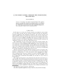 A CONVENIENT MODEL CATEGORY FOR COMMUTATIVE RING SPECTRA BROOKE SHIPLEY Abstract
