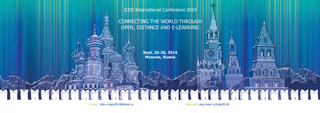 ICDE International Conference 2014OPEN, DISTANCE AND E-LEARNINGE-mail:Web-site: ...