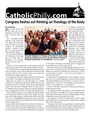 CatholicPhilly.com is the digital successor to The Catholic Standard and , and your online source for Catholic news and information. CatholicPhilly.com sign up for our free weekly email news ...