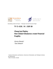 Duisenberg school of finance - Tinbergen Institute Discussion Paper TI 15-036/ IV/ DSF 89Faculty of Economics and Business, University of Amsterdam, and Tinbergen Institute, Bank of Canada, Canada.  ...