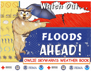 In areas with frequent flash floods, keep a ated radio with you. Tune to a local station or stay tuned to NOAA Weather Radio. The flood may get  ...