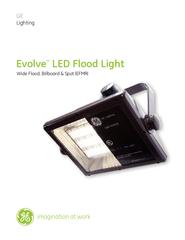 Wide Flood, Billboard & Spot (EFMR)Evolveimagination at work