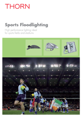 PB Sports FloodlightingHigh performance lighting idealfor sports elds and stadiums ...