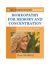 Homeopathy for Memory and Concentration