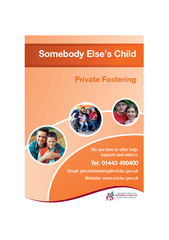 Somebody Else's Child - Private Fostering