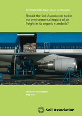 Air Freight Green Paper: a basis for discussion