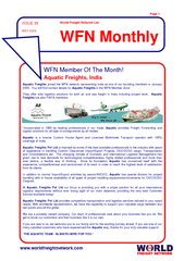 MAY 2009 ISSUE 35 WFN Monthly