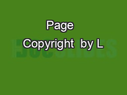 Page  Copyright  by L