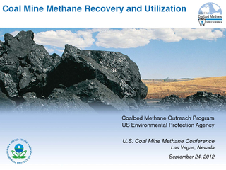Coal Mine Methane Recovery and UtilizationCoalbed Methane Outreach Pro