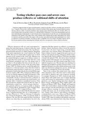 Copyright 2008 Psychonomic Society, Inc.