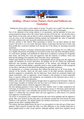 Gelding - Owner versus Trainer, Facts and Fallacies on Castration   Ge