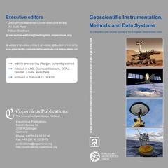 www.geoscientific-instrumentation-methods-and-data-systems.net&# PowerPoint PPT Presentation