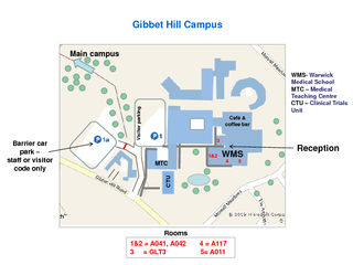 Gibbet Hill Campus PowerPoint PPT Presentation