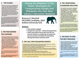 Facing the Elephant in the Room: Strategies for Incorporating Google a