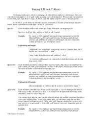 UHR, Employee Development 1   Developing sound goals is critical to ma PowerPoint PPT Presentation