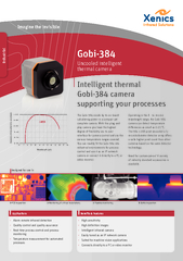 Gobi-384Imagine the invisibleUncooled intelligent Intelligent thermal